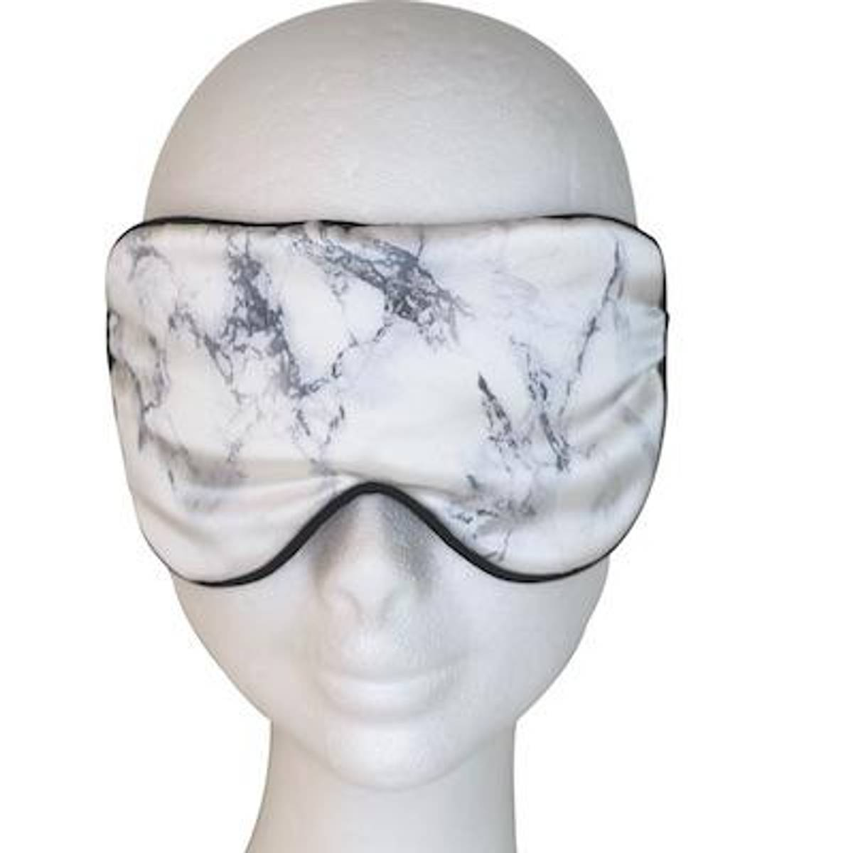 Sovemaske - marmor