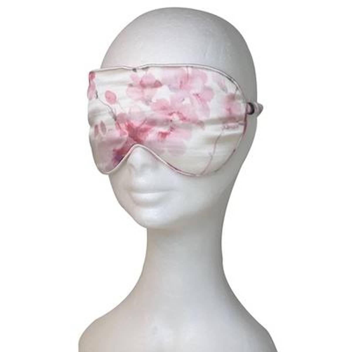 Sovemaske - rosa print