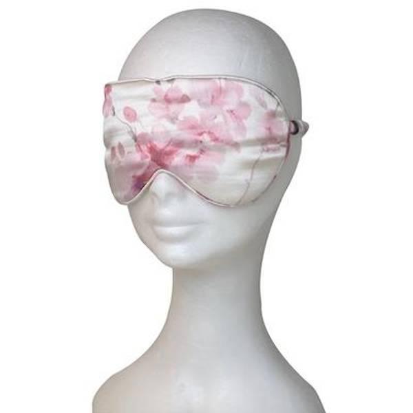 Bilde av Sovemaske - rosa print